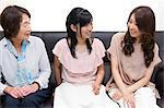 Three generation people