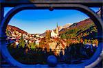 Scenic View, Scuol, Engadin,  Switzerland