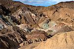 Artist's Palette, Death Valley, California, USA.