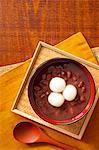 Japanese style bean jam