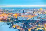 Stockholm cityscape, Sweden