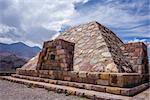 Pukara de Tilcara, pre-Columbian fortifications, Argentina