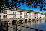 The Vauban Dam in Strasbourg, France