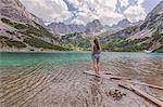 Seebensee, Mieming, Imst, Tirol - Tyrol, Austria, Europe