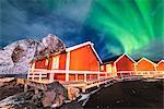 Hamnoy-Lofoten islands,Norway