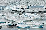 Fjallsarlon Iceberg Lagoon, austurland, eastern Iceland, iceland
