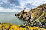 Baily lighthouse, Howth, County Dublin, Ireland, Europe.