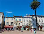 Antibes, Alpes Maritimes, Cote d'Azur, Provence, France, Europe