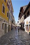 Porec, Istra Peninsula, Croatia, Europe