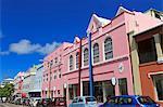 Reid Street, Hamilton City, Pembroke Parish, Bermuda, Atlantic, Central America