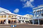 Front Street, Hamilton City, Pembroke Parish, Bermuda, Atlantic, Central America