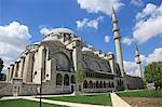 Suleymaniye Mosque, UNESCO World Heritage Site, Istanbul, Turkey, Europe