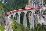 Viaduct Landwasser , Grigioni-Swizterland