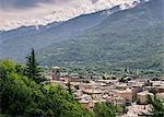 Sondrio, Valtellina, Lombardy, Italy, Europe