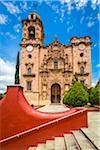 Templo Valenciana Church, Guanajuato City, Mexico