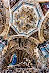 Capilla del Santo Sepulcro at the Sanctuary of Atotonilco in Atotonilco, Guanajuato State, Mexico