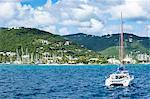 Tortola, British Virgin Islands, West Indies, Caribbean, Central America