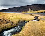 Ardvreck Castle, Sutherland, Highlands, Scotland, United Kingdom, Europe