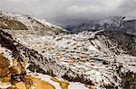 Basecamp, Mount Everest, Himalayas, Nepal, Asia
