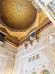 Alcazar Palace, UNESCO World Heritage Site, Seville (Sevilla), Andalucia, Spain, Europe