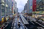 Osaka, Kansai region, Honshu island, Japan, Asia