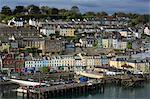 Cobh, County Cork, Munster, Republic of Ireland, Europe