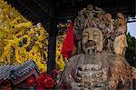 Dai Temple, Taian, Shandong province, China, Asia