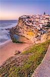 Azenhas do mar, Colares, Sintra, Lisbon district, Portugal
