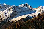 Scalve Valley, Lombardy, Bergamo province, Italy.