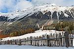 Santa Maddalena church Europe, Italy, Trentino Alto Adige, Ridanna valley, Bolzano district