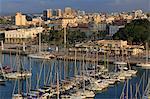 Marina, Cartagena Port, Murcia, Spain, Europe