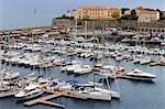 Marina, Ajaccio, Corsica Island, France, Mediterranean, Europe