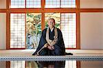 Japanese priest