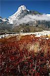 Tangnag, Khumbu, Nepal, Himalayas, Asia