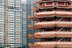 Minh Dang Quang Buddhist temple, Ho Chi Minh City, Vietnam, Indochina, Southeast Asia, Asia