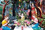 Prince Siddhartha Gautama, Buddha as a child, Phap Van Buddhist Temple, Ho Chi Minh City, Vietnam, Indochina, Southeast Asia, Asia