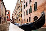 Canal, San Marco, UNESCO World Heritage Site, Venice, Veneto Province, Italy, Europe