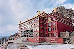 Zizhu Temple, Dêngqên, Xizang, China