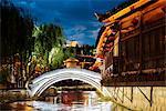 Old town of Lijiang, Yunnan, China