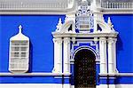 Museum of Religious Art, Plaza de Armas, Trujillo, Peru, South America
