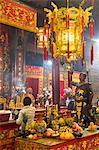 Pak Tai Temple, Wan Chai, Hong Kong Island, Hong Kong, China, Asia