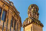 Sheldonian Theatre, University of Oxford, Oxford, Oxfordshire, England, United Kingdom, Europe