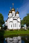 St. Nicholas Cathedral, Nikolsky Women's Monastery (Convent), Pereslavl-Zalessky, Golden Ring, Yaroslavl Oblast, Russia, Europe