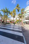 Lincoln Road Mall, Miami Beach, Florida, United States of America, North America