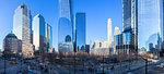 9/11 Memorial and World Trade Center, Lower Manhattan, New York City, United States of America, North America