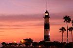 Lighthouse, Mira Flores District, Lima, Peru, South America