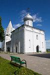 Holy Trinity Danilov Monastery, Pereslavl-Zalessky, Golden Circle, Yaroslavl Oblast, Russia, Europe