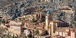 Albarracin, Teruel, Aragon, Spain, Europe