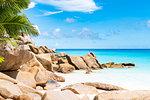 Anse Georgette, Praslin island, Seychelles, Africa