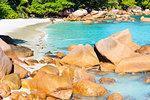 Anse Lazio beach, Praslin island, Seychelles, Africa